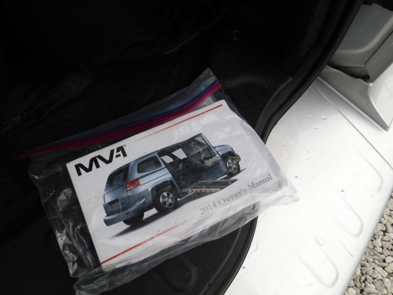 VPG MV-1 VPG MV-1 2014 price $19,990