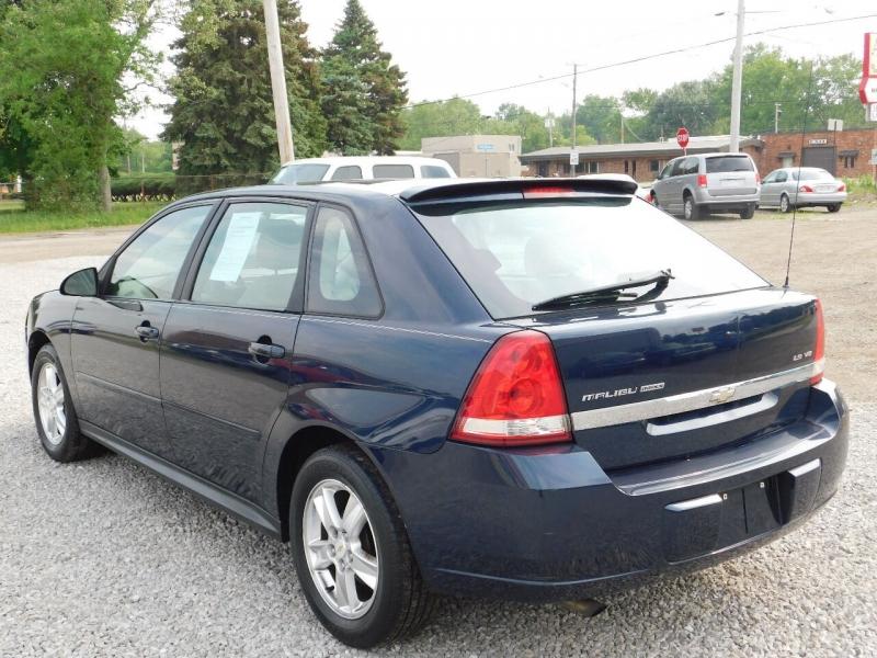 Chevrolet Malibu Maxx 2005 price $3,300