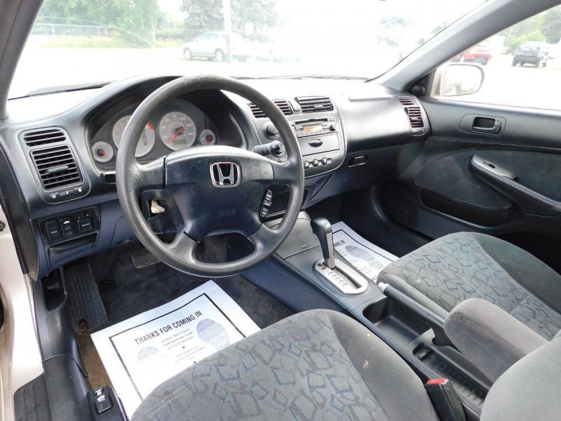 Honda Civic 2002 price $3,300