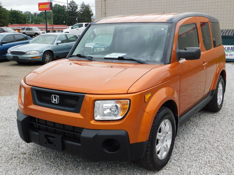 Honda Element 2006 price $6,990