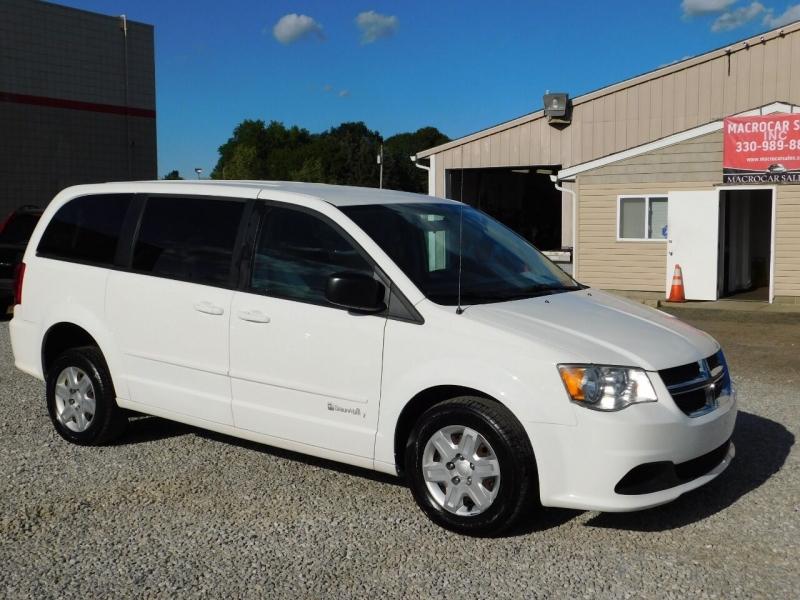 Dodge Grand Caravan 2012 price $16,990