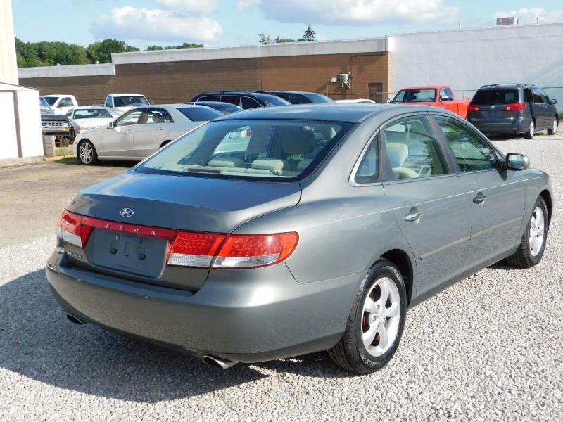 Hyundai Azera 2007 price $4,990