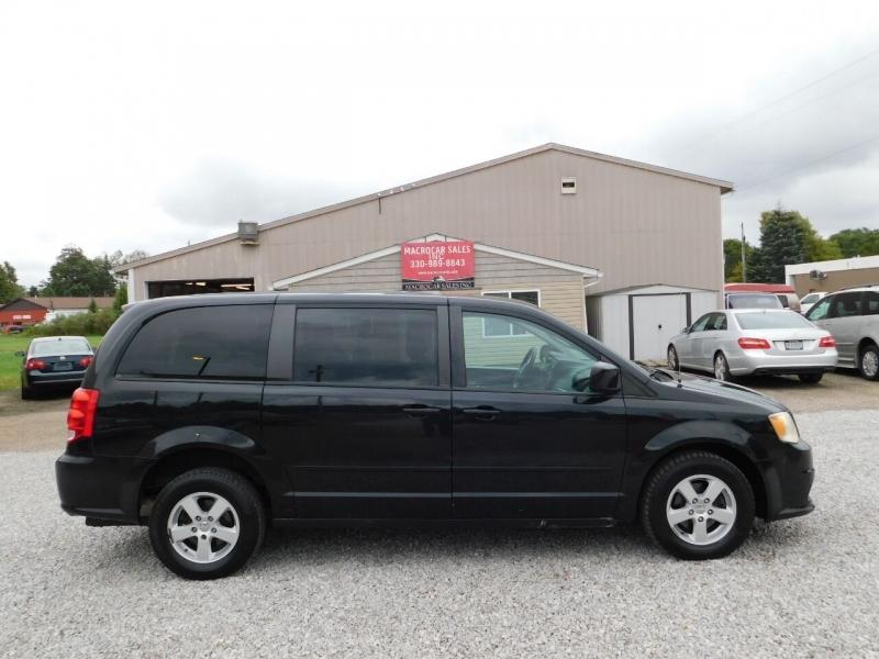 Dodge Grand Caravan 2012 price $14,990
