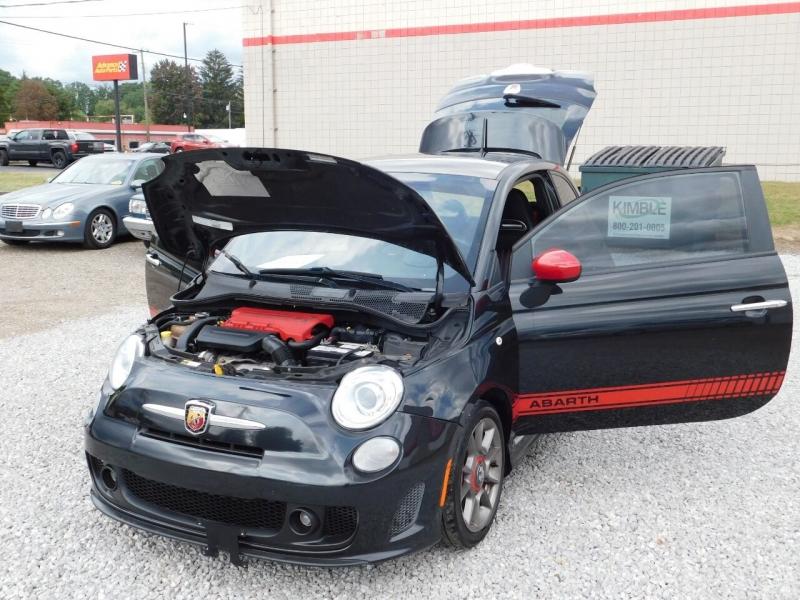 FIAT 500 2012 price $10,990