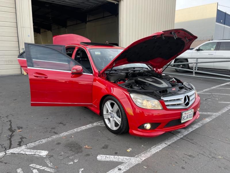 Mercedes-Benz C-Class 2010 price $9,500