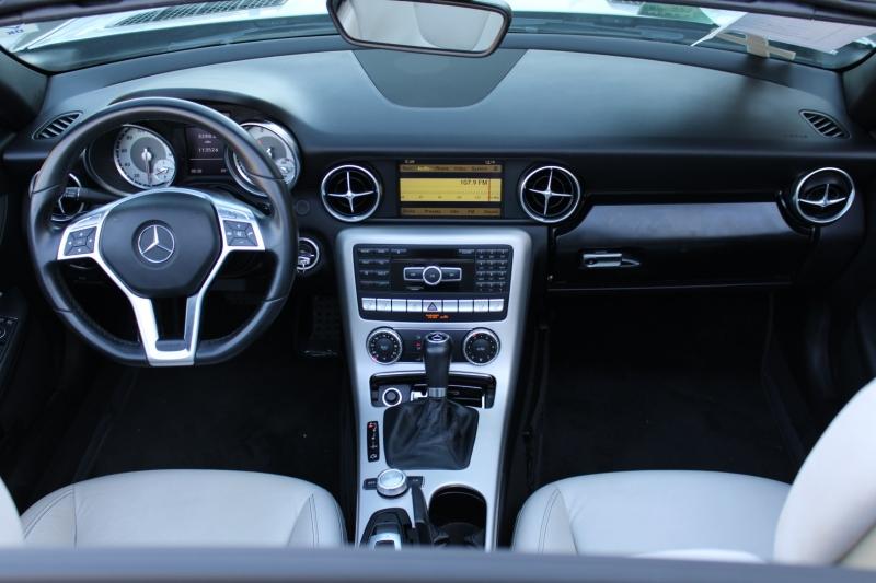Mercedes-Benz SLK-Class 2012 price $13,995