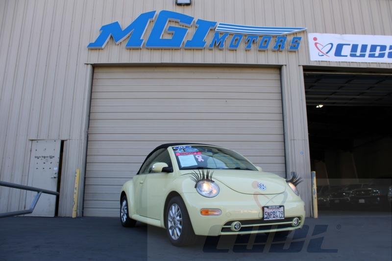 Volkswagen New Beetle Convertible 2005 price $6,995