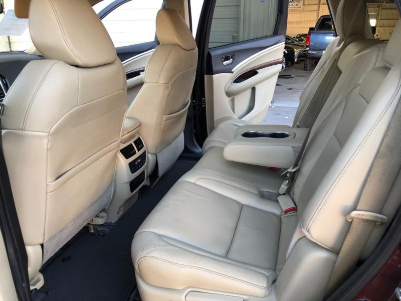 Acura MDX 2015 price $21,995