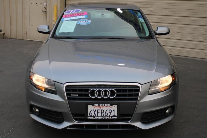 Audi A4 2011 price $10,995