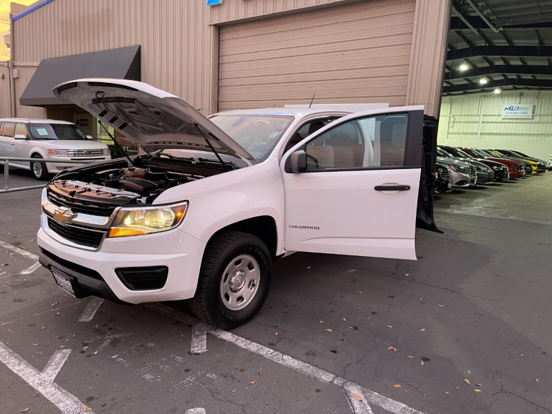 Chevrolet Colorado 2016 price $14,800