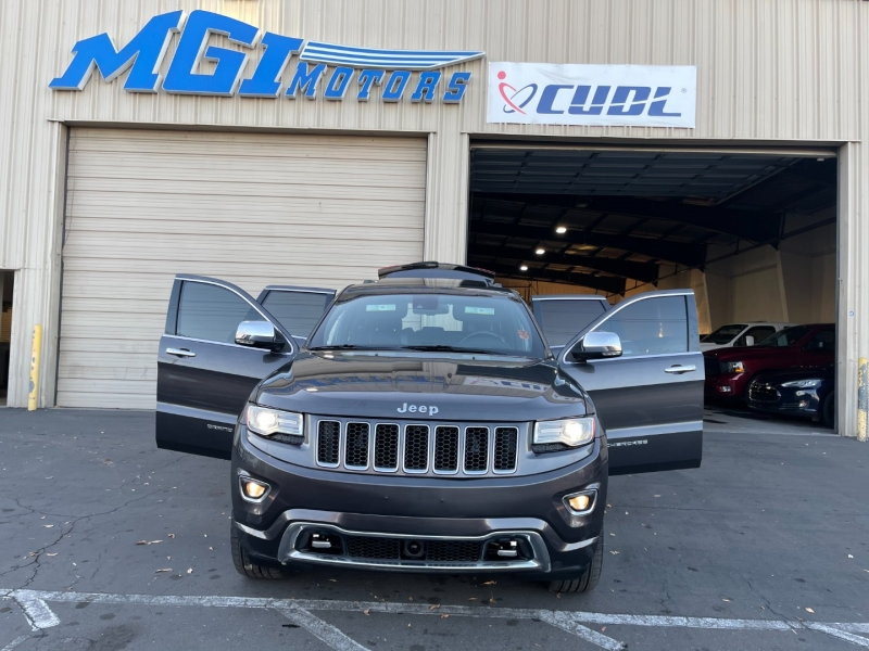 Jeep Grand Cherokee 2014 price $18,995