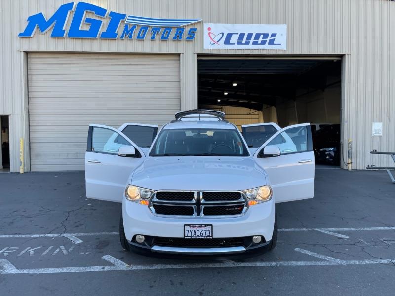 Dodge Durango 2013 price $14,777