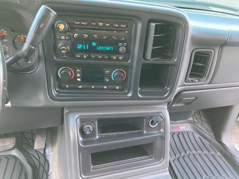 Chevrolet Silverado 1500 Classic 2007 price $11,995