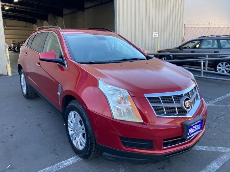Cadillac SRX 2010 price $9,995