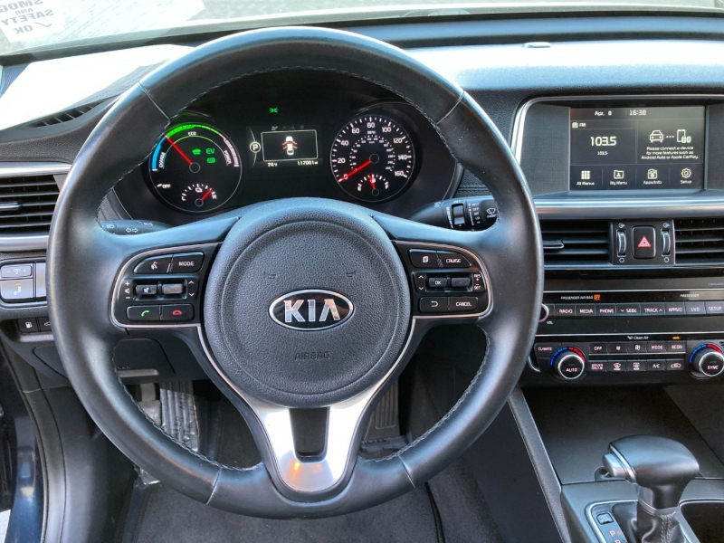 Kia Optima Hybrid 2018 price $12,995