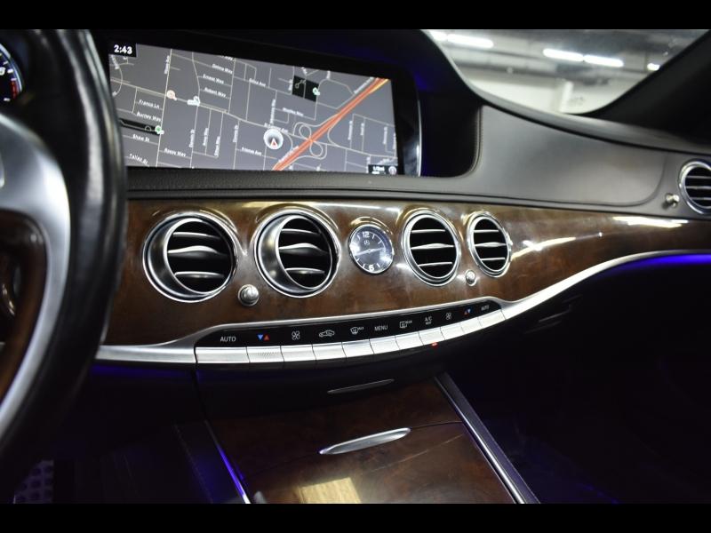 Mercedes-Benz S-Class 2015 price $47,995