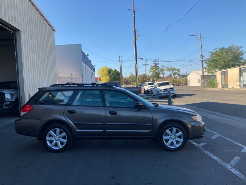 Subaru Outback 2009 price $11,995