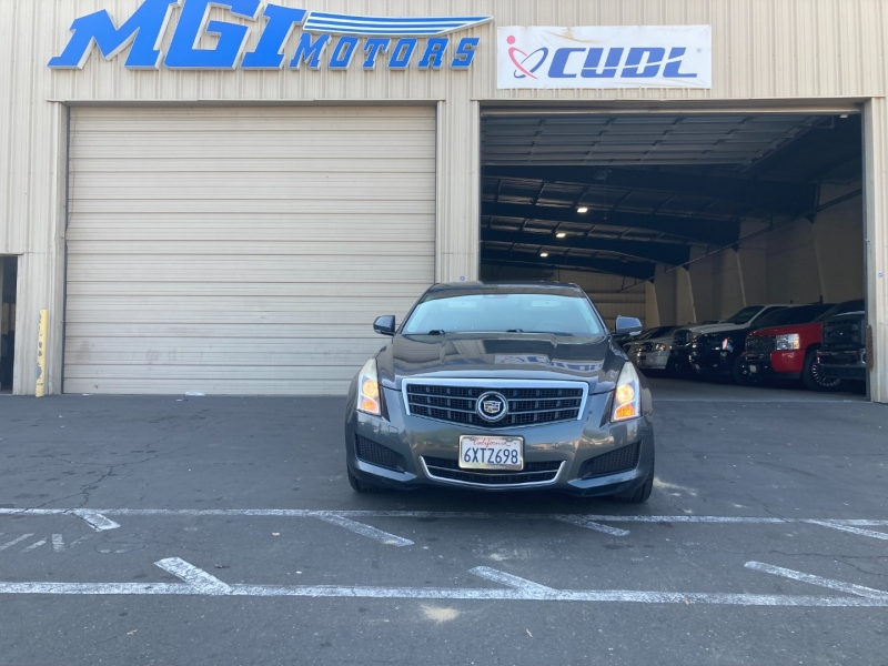 Cadillac ATS 2013 price $15,995