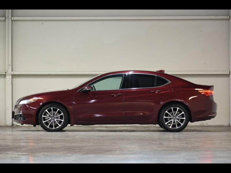 Acura TLX 2015 price $15,995