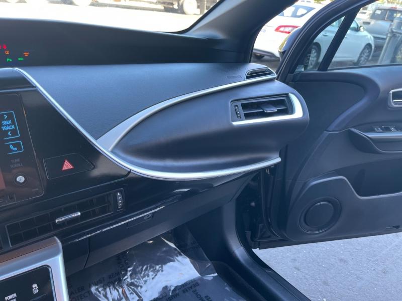 Toyota Mirai 2017 price $13,995
