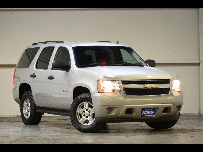 Chevrolet Tahoe 2008 price $14,995