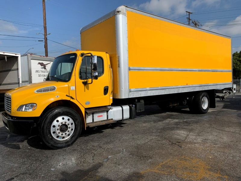 Freightliner M2 106 2015 price $58,000
