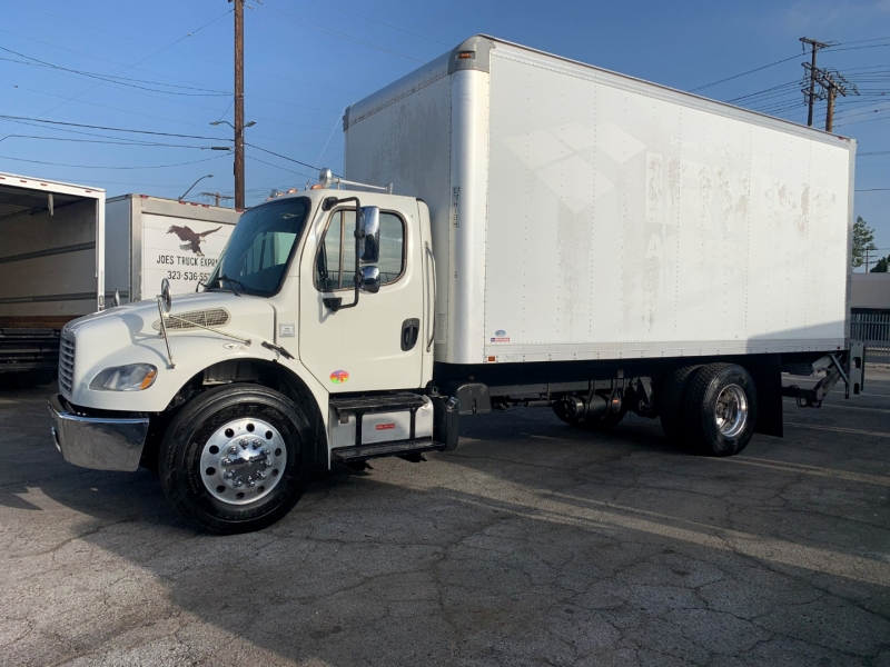 Freightliner Business Class M2 2014 price $43,000