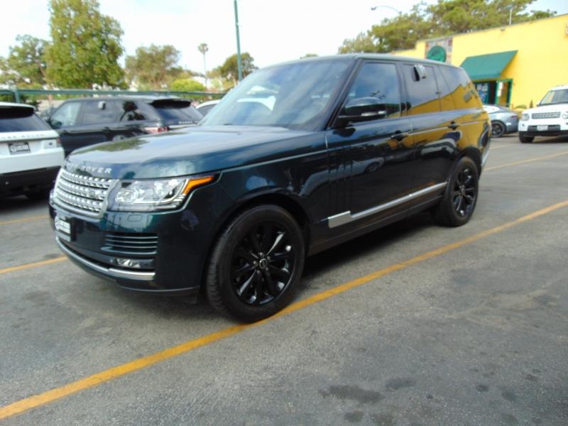 Land Rover Range Rover 2015 price $43,995