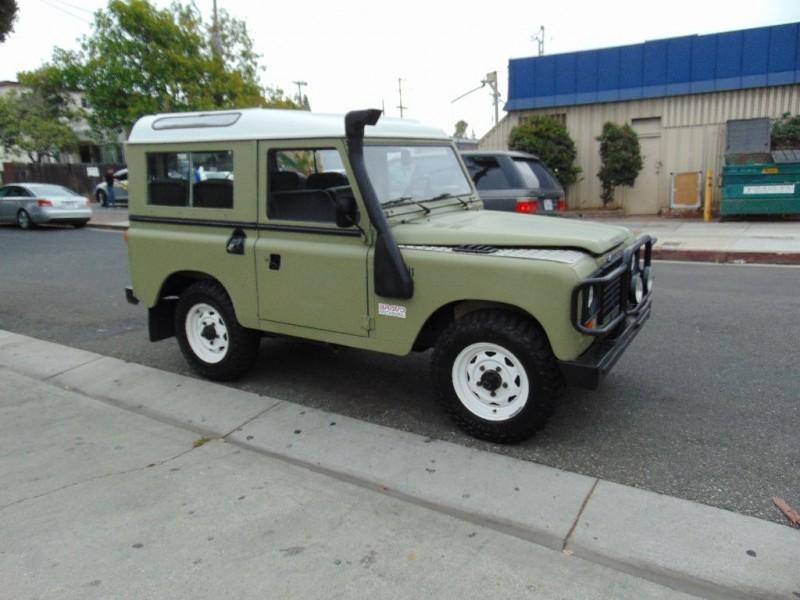 Land Rover Defender 1988 price $29,995
