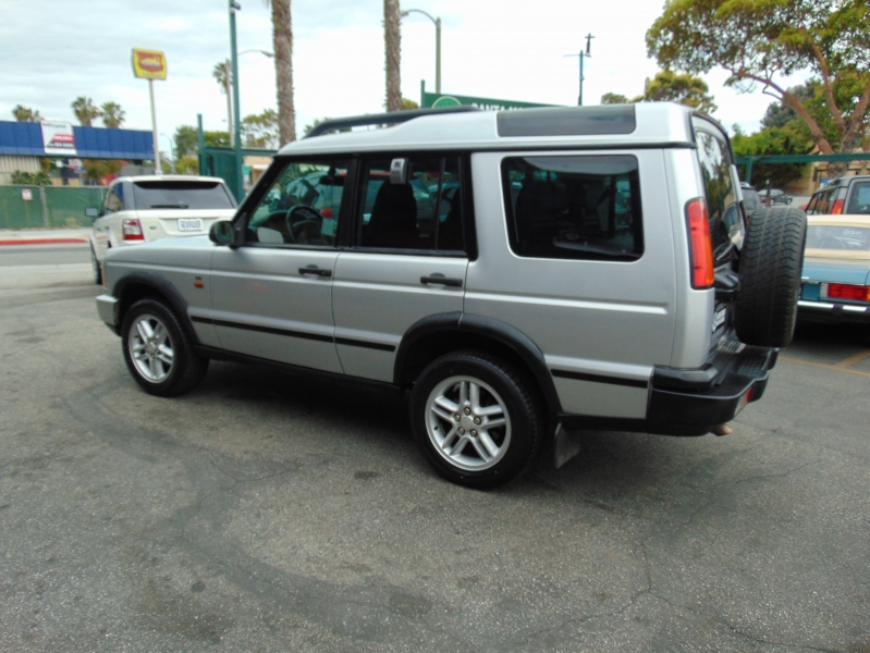 Land Rover Discovery 2004 price $8,995