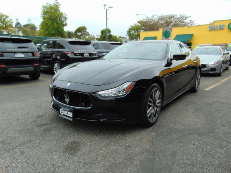 Maserati Ghibli 2017 price $32,995
