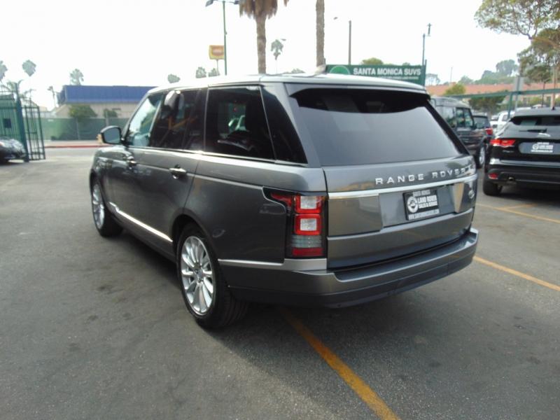 Land Rover Range Rover 2017 price $45,995