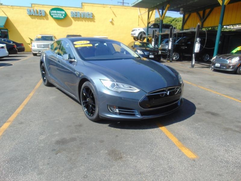 Tesla Model S 2014 price $36,995