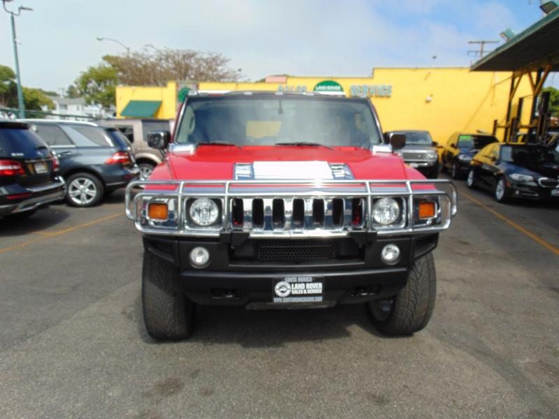 Hummer H2 2004 price $17,995