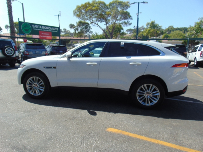 Jaguar F-PACE 2017 price $0