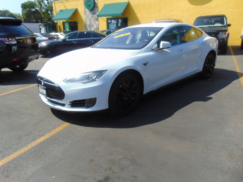 Used Tesla Model S Santa Monica Ca
