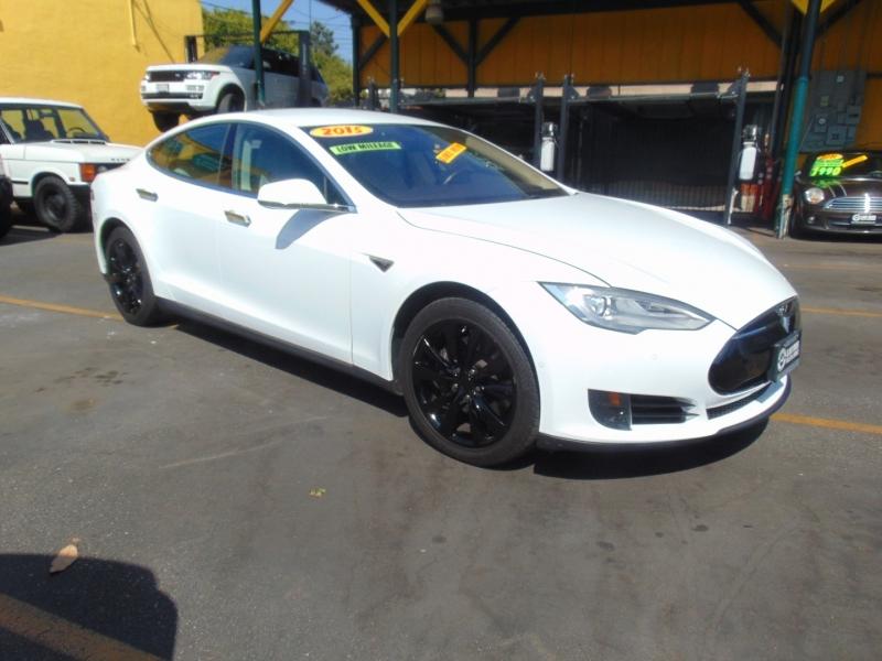 Tesla Model S 2015 price $36,995