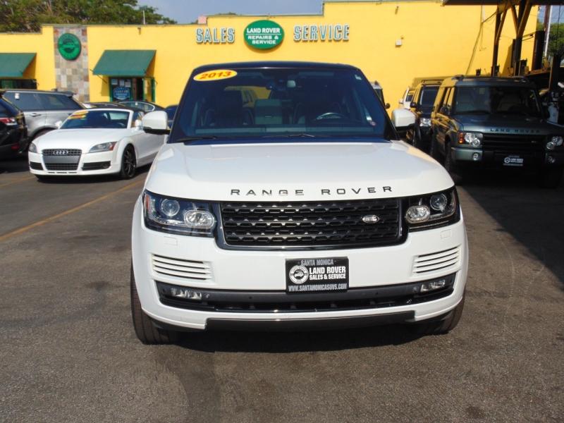 Land Rover Range Rover 2013 price $39,995