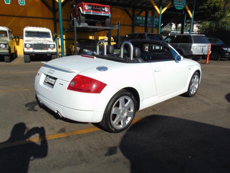 Audi TT 2002 price $6,995