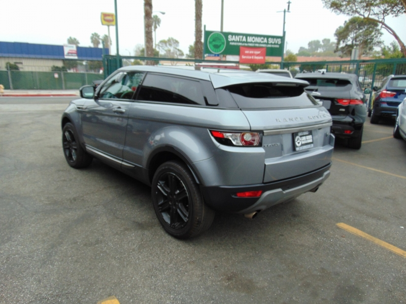 Land Rover Range Rover Evoque 2013 price $17,995