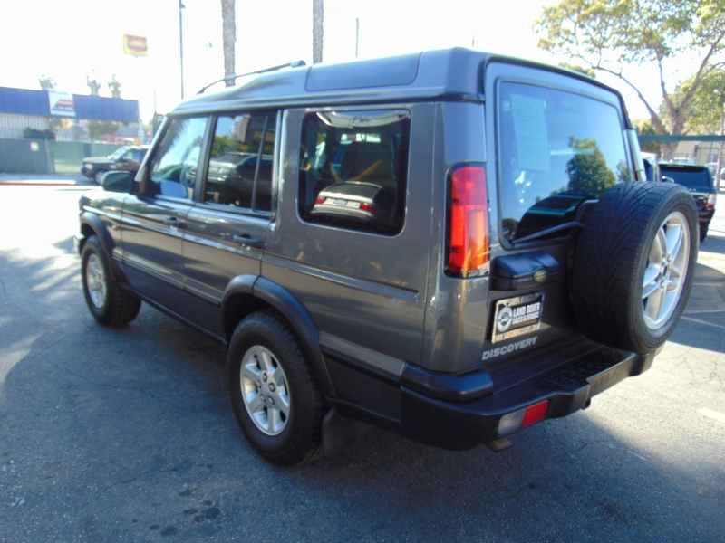 Land Rover Discovery 2003 price $8,995