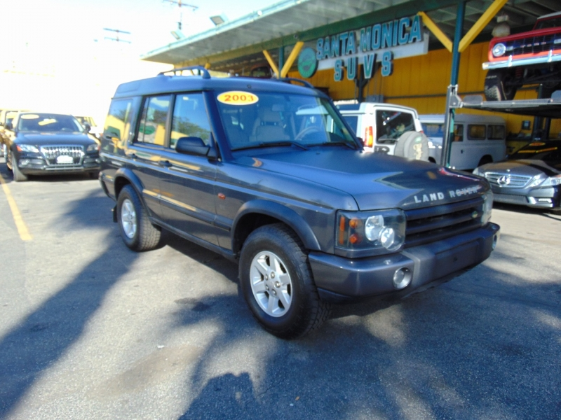 Land Rover Discovery 2003 price $5,995
