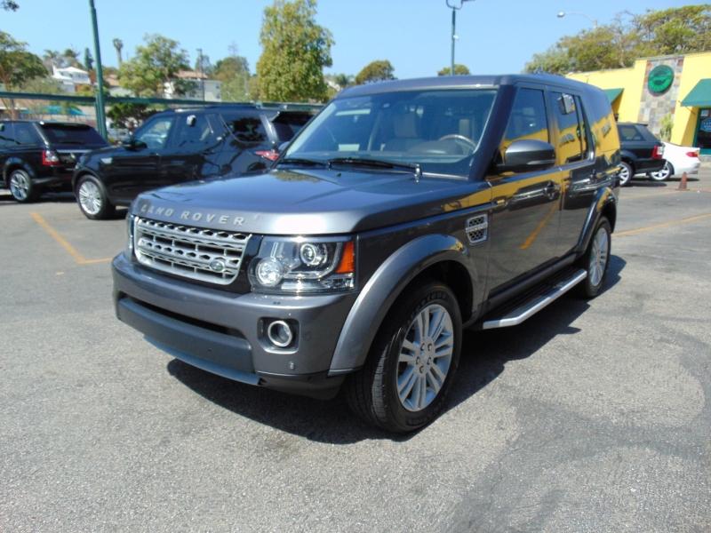 Land Rover LR4 2016 price $32,995