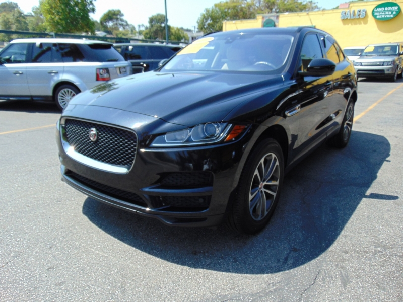 Jaguar F-PACE 2017 price $29,995