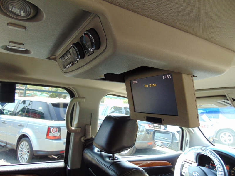 Infiniti QX56 2008 price $11,995