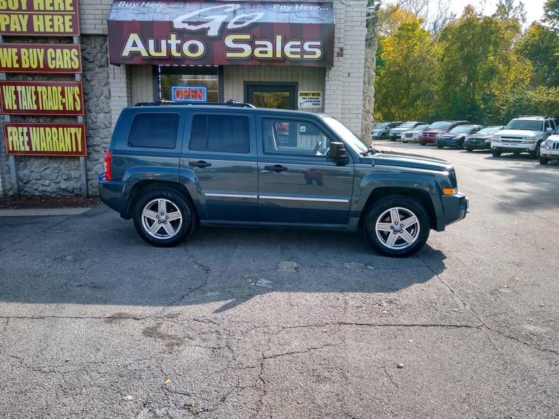 Jeep Patriot 2008 price $8,900