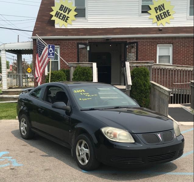 Pontiac G5 2008 price $0