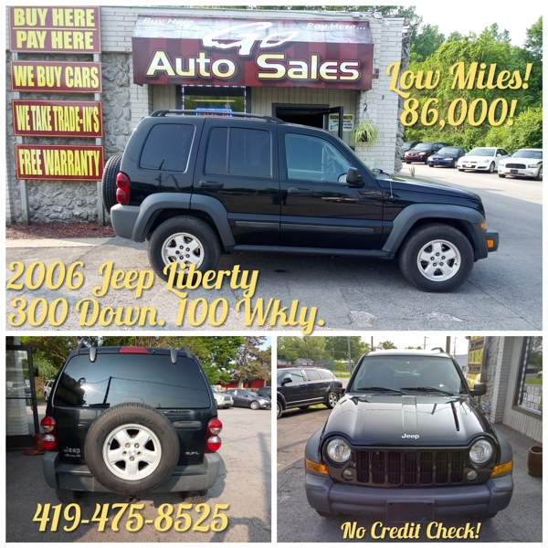 Jeep Liberty 2006 price $0