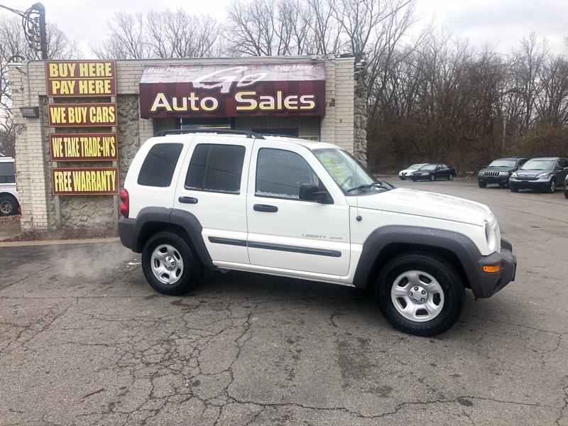 Jeep Liberty 2003 price $6,900