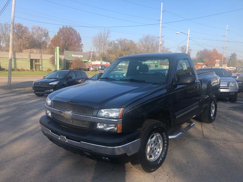 Chevrolet Silverado 1500 2004 price $12,900